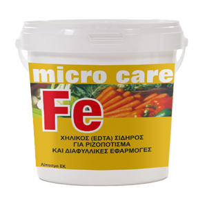Micro Care Fe / Chelated trace elements in water soluble powder form