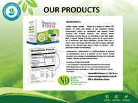 SweetandFit Stevia Natural Sweetener