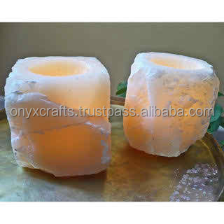 Natural Onyx Votive Candle Holder in Low Price