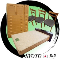 High Quality Used Japanese Reclaimed Wood Furniture by 40FT Container
