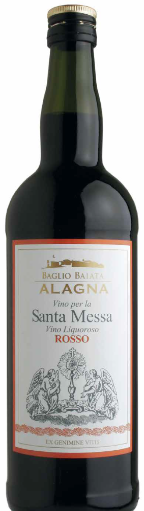 Vini Siciliani - Santa Messa Red and White Wine