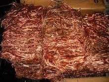 Good Price Pure Millberry Red Copper wire scrap