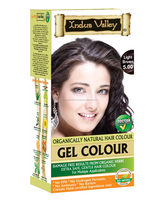 Permanent Safe Herbal Gel Hair colour cream - no ammonia, no PPD, no hydrogen peroxide
