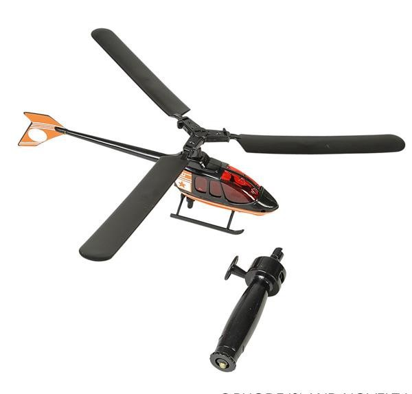 "12"" FLYING HELICOPTER"