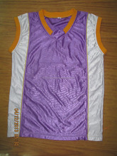Custom new Design dazzle Basketball jersey...
