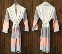 Buy Fancy Custom Cotton Women Bathrobes Manufacturer in China on ...