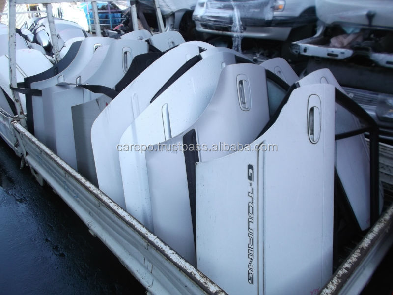 "JAPANESE USED AUTO PARTS ""FRONT/REAR DOOR"" FOR TOYOTA, NISSAN, HONDA, MAZDA, SUZUKI ETC"