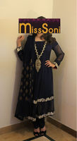 Shalwar Kameez long dress chiffon frock