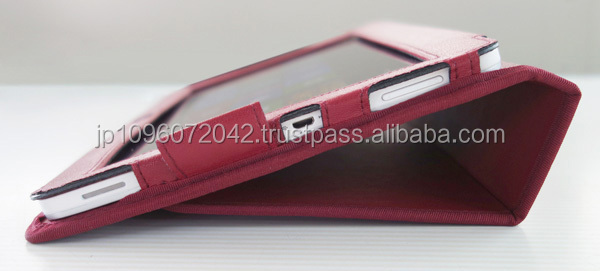 Fashionable and Functional 7 inch tablet case at cost-effective , small lot order available