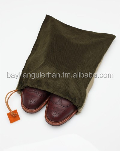Cotton Drawstring Bag, Shoe Bag - Manufacturer in Istanbul