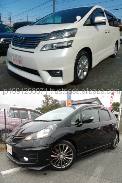 High quality used cars for sale in Japan , spare parts available