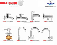 New Design High Range Faucets