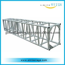 TUV certified tube truss structure aluminum 6082 truss bar