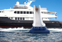 Aquapark Aqua Park Water park Yacht Slides Custom Highest Quality