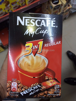 NESCAFE 3IN1 12 X 24 X 20G (Box Packing)
