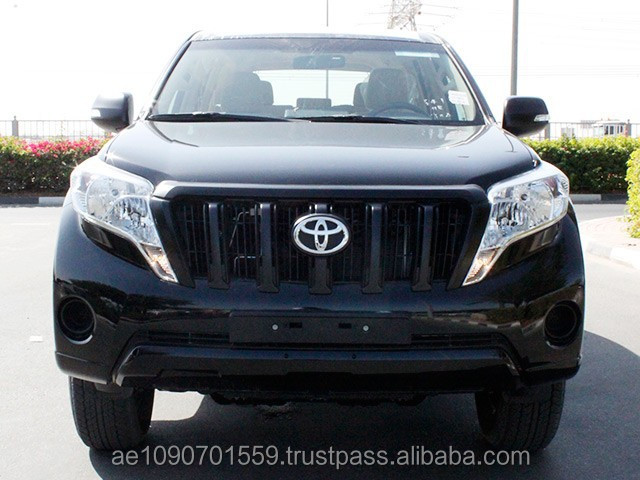 TOYOTA PRADO AT TX DIESEL 2015 MODEL STD