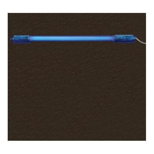 "Velleman FLROD4B, 7.9"" Blue Neon Tube with 2 Fixing Screws"