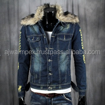 Denim jackets -Fall and winter clothes