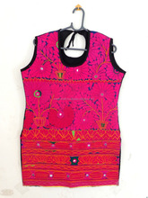 Wholesale Cotton Embroidered Kurti-Top-Tunic-Indian Pakistani Kurtis for summer-women winter wear Kurtis 2013