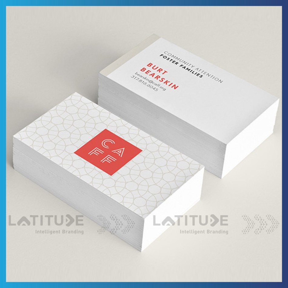 Wholesale cheap custom printing service art paper embossed business card