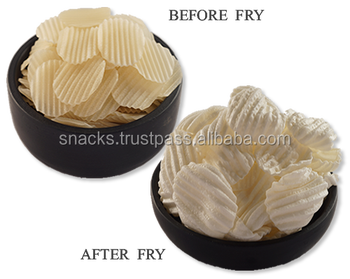 Potato Wavy Chips