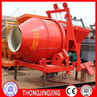 JZC350 portable electric concrete mixer