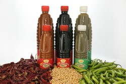 Naturally Brewed Soy Sauce