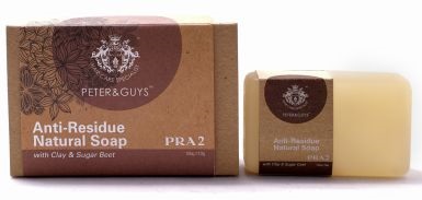 Peter & Guys Anti - Residue Natural Soap