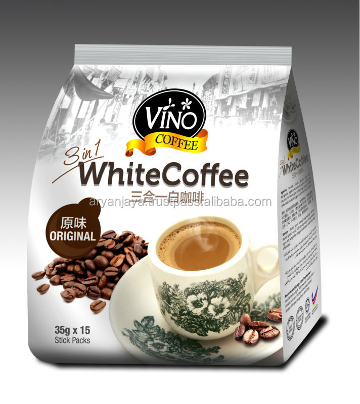 Vino White Coffee