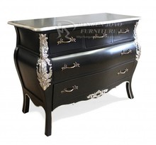 LIVING ROOM FRENCH COMMODE 5 DRAWERS