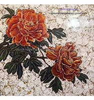 2608280815 vietnamese Lacquer painting for decoration, 100% handmade lacquerware, special painting