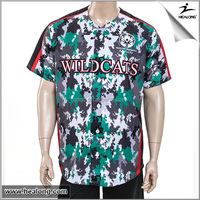 Hot style best college baseball uniforms