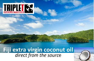Bavatu Pure Virgin Coconut Oil