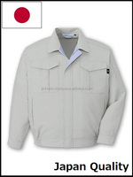 100 polyester smocks for men ( eco-friendly and low-dust material ). Made by Japan