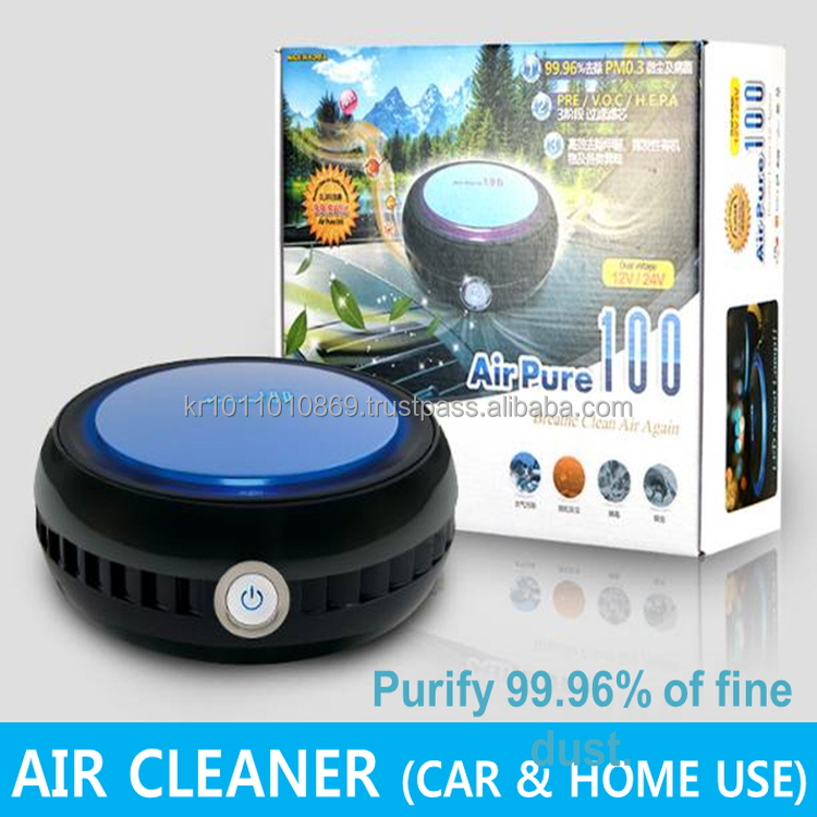 Micro dust Air purifier in Korea