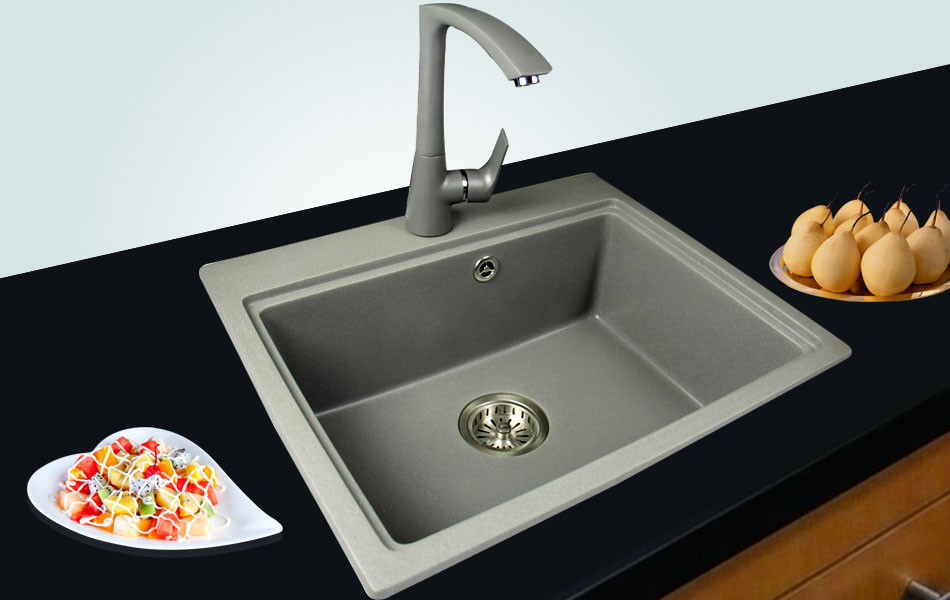 2016 High End Stone Kitchen Sinks Made In China Buy