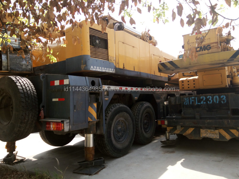 XCMG 500 ton all terrain crane claw crane vending machines for sale low price