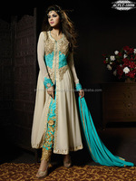 Pakistani Long Salwar Kameez | Salwar Kameez Cutting