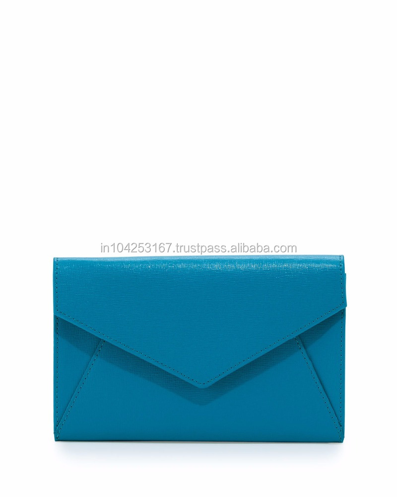 saffiano leather pouch made in india