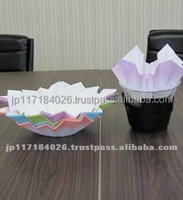 Easy to use and Hot-selling base paper for paper-pot cooking pot with Functional made in Japan