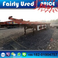Low Price Used Truck Trailer Of