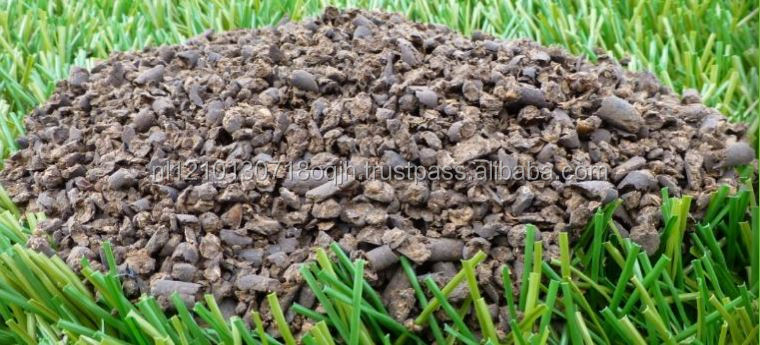 Organic Fertilizer Granulate 2-3-4 Composted Cow Manure