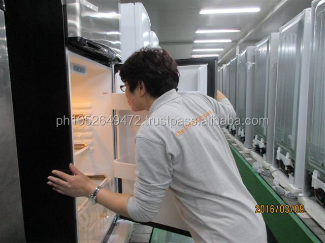 Pre-Shipment Inspection for Horizontal Refrigerator in China