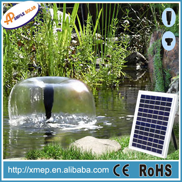 800LPH DC Solar Submersible Pump System