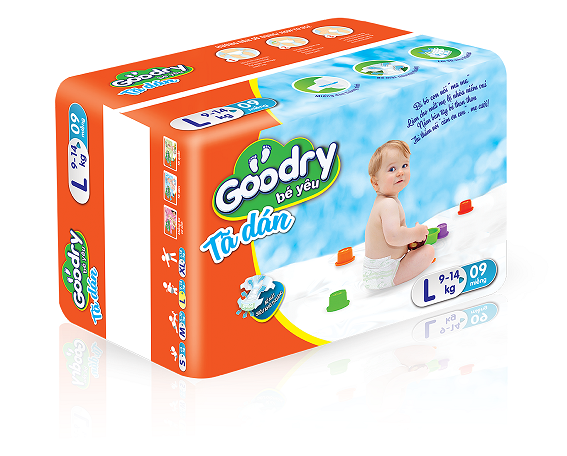 Disposable Diaper BabyDisposable Sleepy Baby Diaper Manufacturers