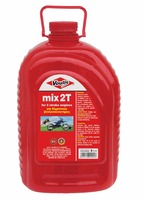 Lubricant of the two-stroke engines, motorcycles, chain-saws,mix 2T
