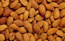 2017 New Crop Raw Almonds Nuts, delicious and healthy Raw Almonds Nuts Almond