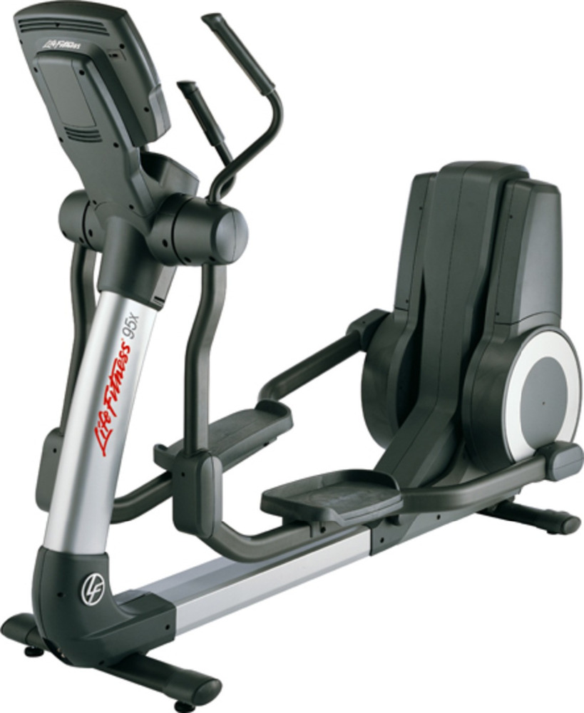 LIFE FITNESS 95X INSPIRE ELLIPTICAL REFURBISHED