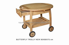 Butterfly Troly New - Modern Jepara Cheap Price Furniture