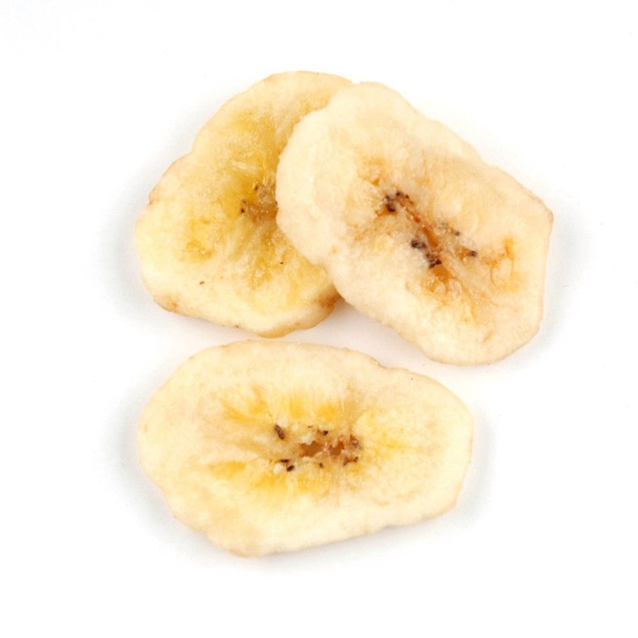 Unsweetened Banana Chips (Dried Fruit)